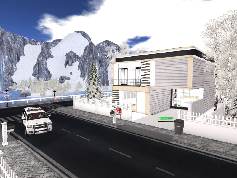 Moving to Saratoga Springs in Second Life