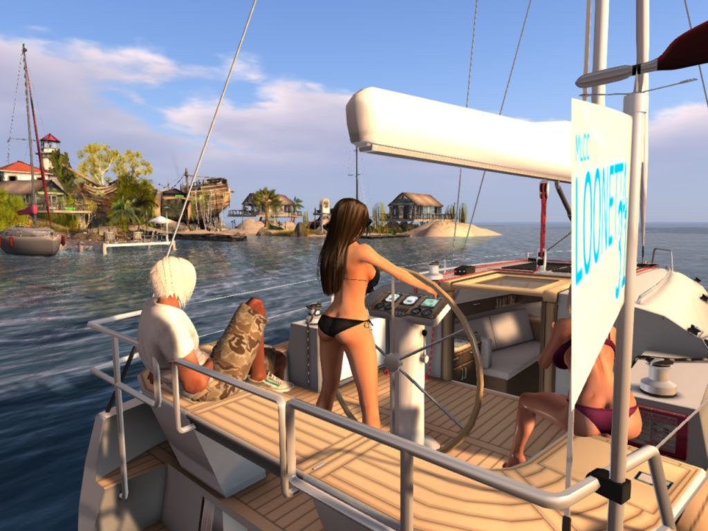 Sailing Around the World – Setting the Stage