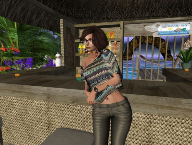Ana Duarte Second Life