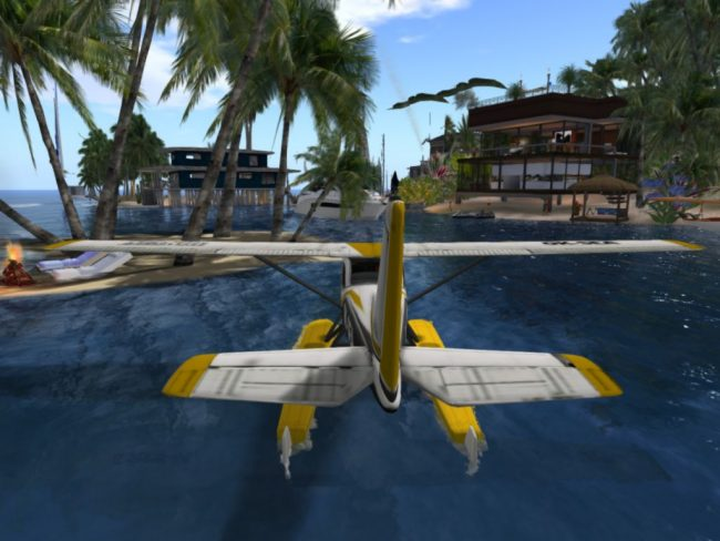 By seaplane on Nautilus