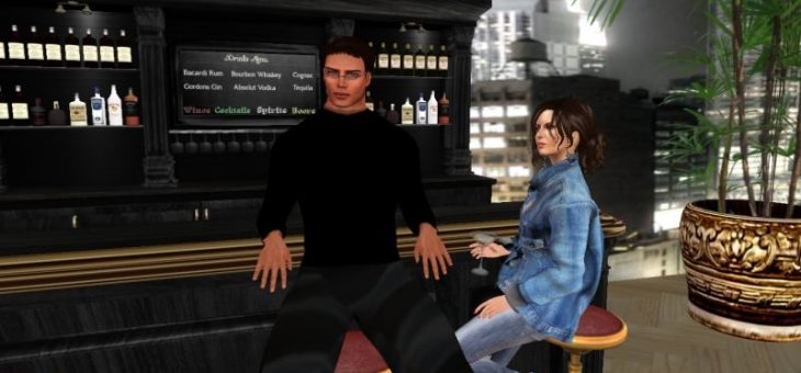 You Should not Be in Second Life