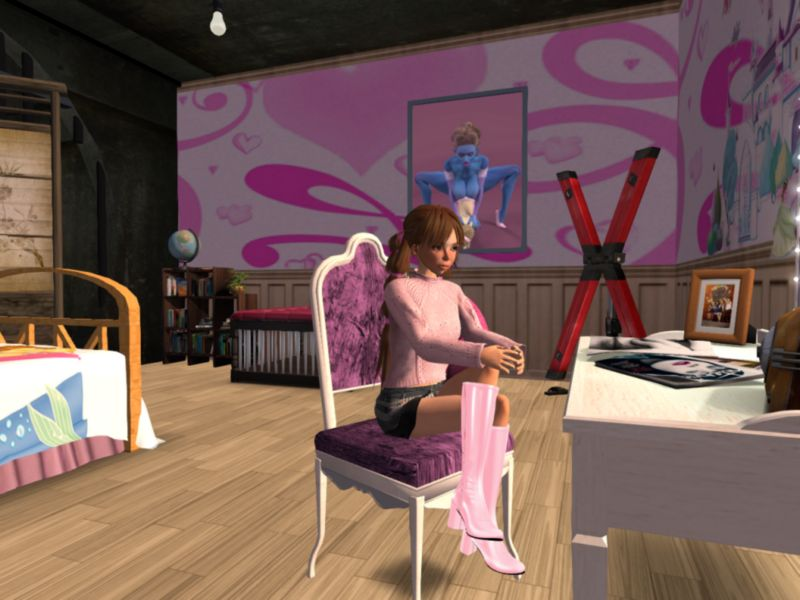 Going Under Cover – Investigating Ageplay in Second Life
