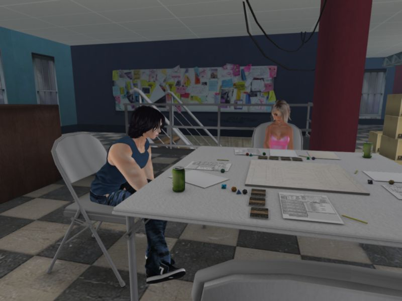 Rocky Valley High in Second LIfe
