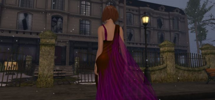 Exploring The Secret Sex Society at the Chamber Hotel in Second Life with a Customer