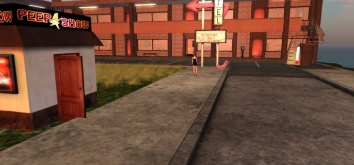 What Hotels are For in Second Life – The Motel at Dixie Beach