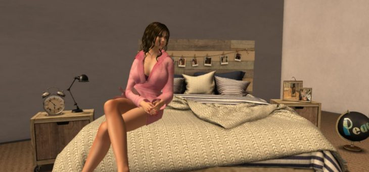 Why Men Use Escort Girls in Second Life