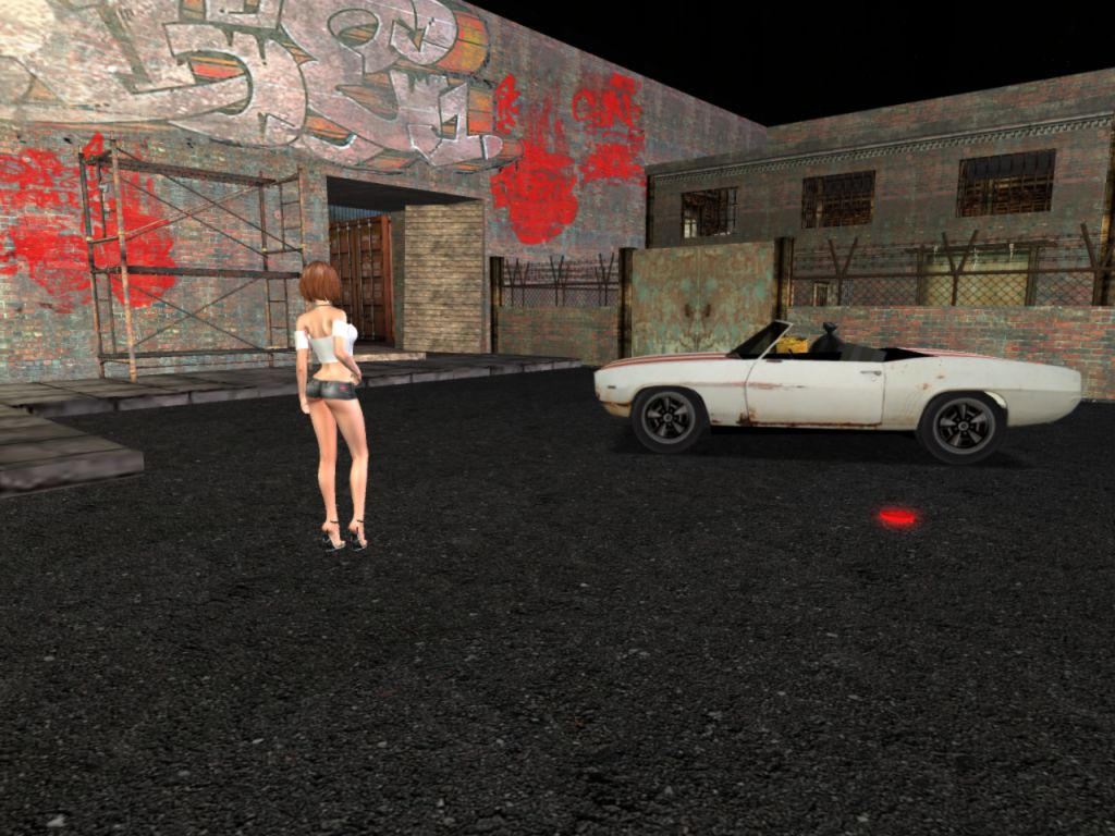 Public Disgrace Sex Place in Second Life