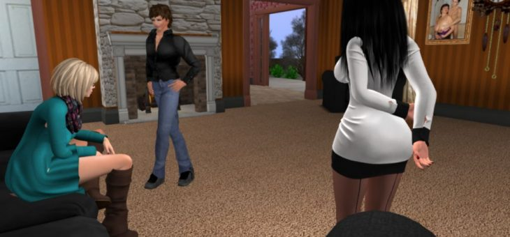 Undercover: Incest Families in Second Life – Meeting Leslie Snow and Agi Hedone