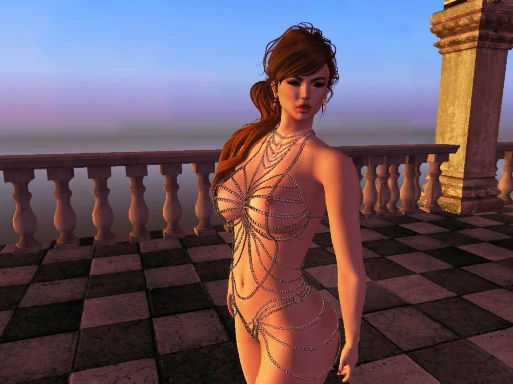 Escort Girl Cindy in Second Life | Second Life Escorts